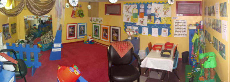 Heart & Home (Cindy's) Childcare Playroom - Georgetown, Ontario